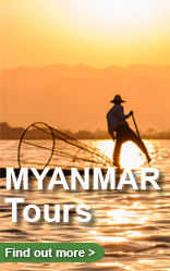 Myanmar Vacations