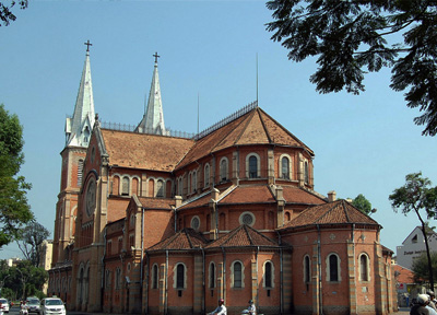 Duc Ba Cathedral Ho Chi Minh